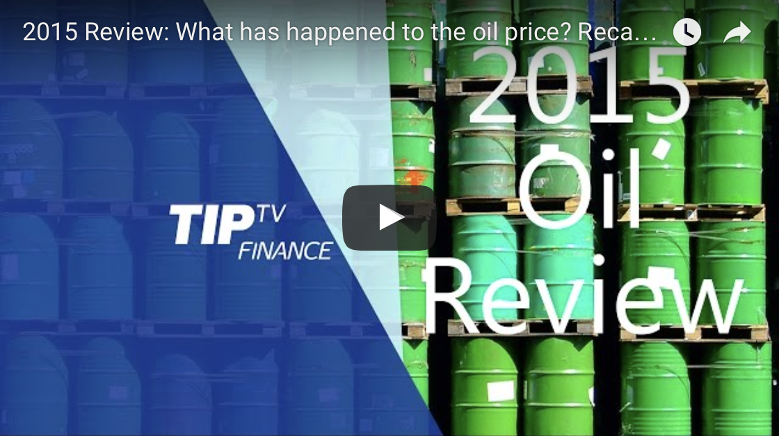 TipTV interview: 2015 Review: What has happened to the oil price? Recap of a range of oil stocks