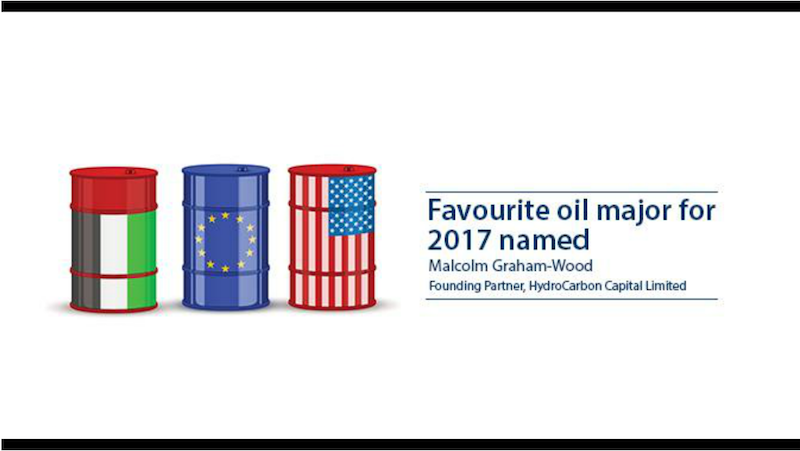 Interactive Investor interview: Favourite oil major for 2017 named